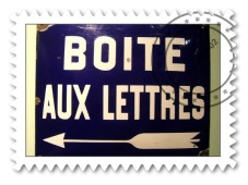lettre mail