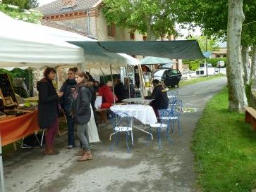 marché du 11 mai à St Julia