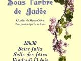 Soirée Contes du Moyen Orient avec Thé à la menthe et loukoums… ce vendredi 13juin