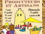 Juillet au marché de SaintJulia