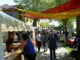 Les photos du marché!